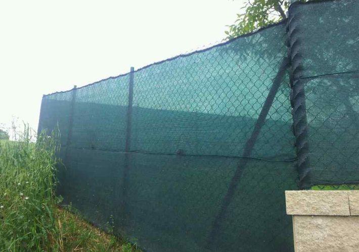 Pesaro: recinzioni metalliche e sportive in tutta la provincia